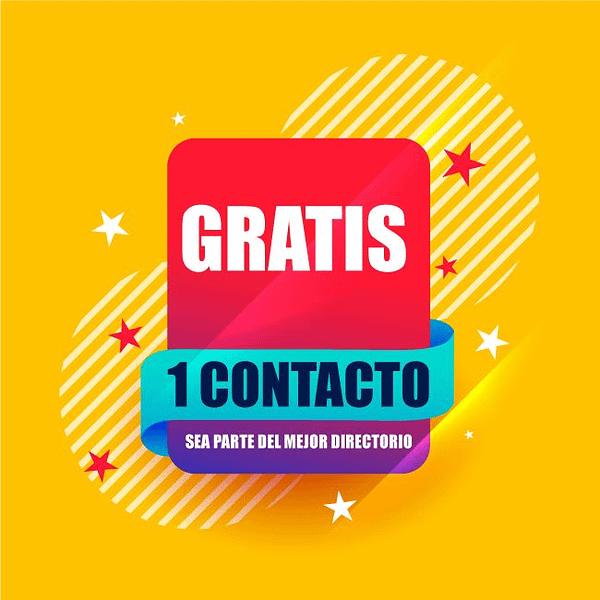 Contacto Gratis